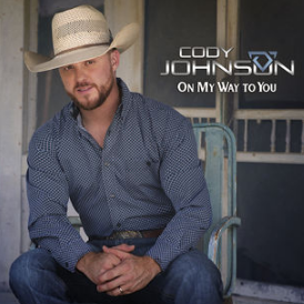 Cody Johnson - On My Way to You Noten für Piano