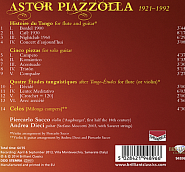 Astor Piazzolla - Histoire du Tango - Cafe 1930 Akkorde