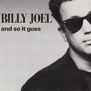 Billy Joel - And So It Goes Noten für Piano
