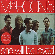 Maroon 5 - She Will Be Loved Noten für Piano