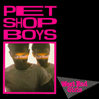 Pet Shop Boys - West End Girls Noten für Piano