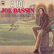 Joe Dassin - Le cafe des trois colombes Noten für Piano