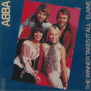 ABBA - The Winner Takes It All Noten für Piano