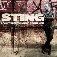 Sting - I Can't Stop Thinking About You Noten für Piano