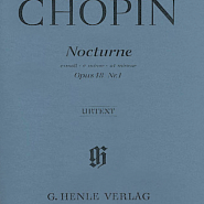 Frederic Chopin - Nocturne (C minor), op.48 No. 1 Noten für Piano