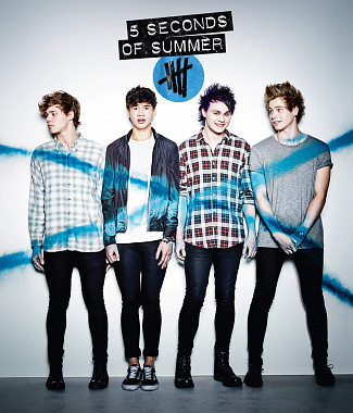 5 Seconds of Summer Noten für Piano