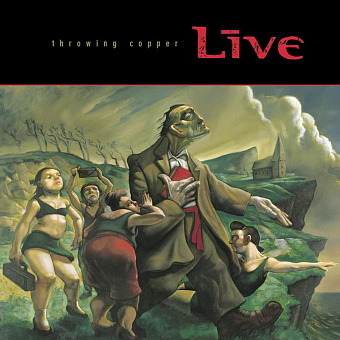 Live - Lightning Crashes Noten für Piano