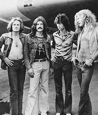 Led Zeppelin Besetzung