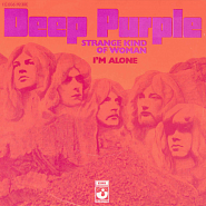 Deep Purple - Strange Kind Of Woman Noten für Piano