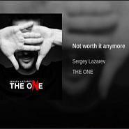 Sergey Lazarev - Not worth it anymore Noten für Piano