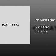 Dan + Shay - No Such Thing Noten für Piano