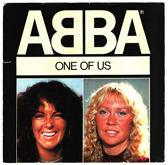 ABBA - One Of Us Noten für Piano