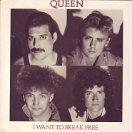 Queen - I Want To Break Free Noten für Piano