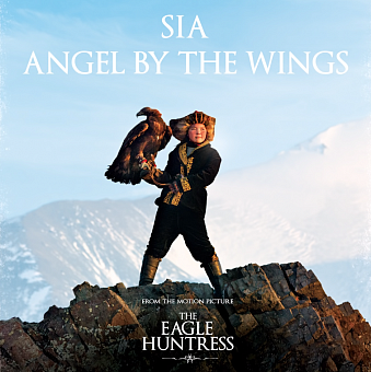 Sia - Angel By The Wings Noten für Piano