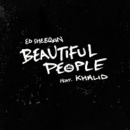Ed Sheeran usw. - Beautiful People Noten für Piano