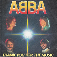 ABBA - Thank You For The Music Noten für Piano