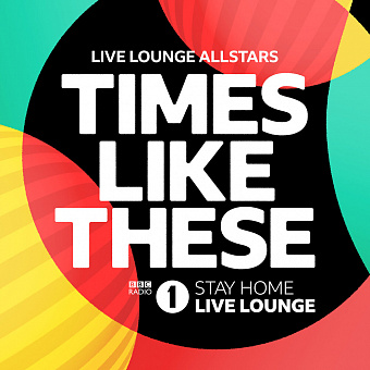 Live Lounge Allstars - Times Like These Noten für Piano
