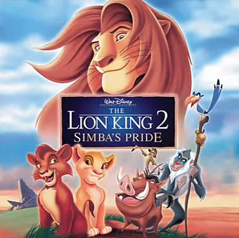 Lebo M. - Not One of Us (OST The Lion King II: Simba's Pride) Noten für Piano