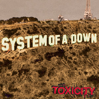 System of a down - Toxicity Noten für Piano