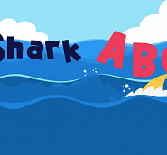 Pinkfong - Shark ABC Noten für Piano