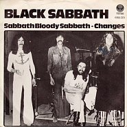 Black Sabbath - Changes Noten für Piano