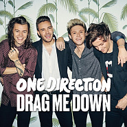 One Direction - Drag Me Down Noten für Piano