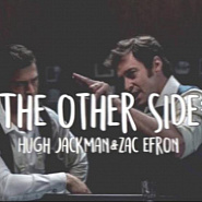 Hugh Jackman usw. - The Other Side Noten für Piano