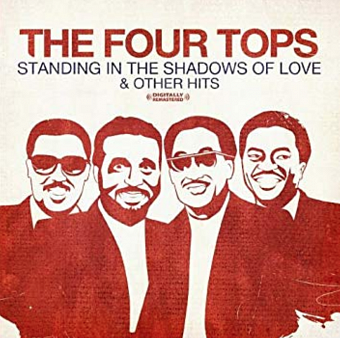 The Four Tops - Standing In The Shadows Of Love Noten für Piano