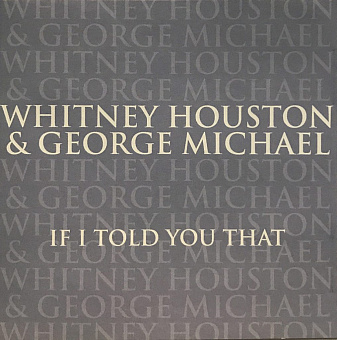 Whitney Houston, George Michael - If I Told You That Noten für Piano