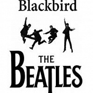 The Beatles - Blackbird Noten für Piano