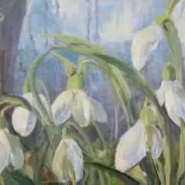 Pyotr Ilyich Tchaikovsky - April. Snowdrop Noten für Piano