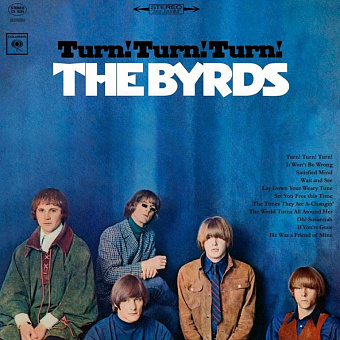 The Byrds - Turn! Turn! Turn! (To Everything There Is a Season) Noten für Piano