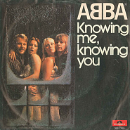 ABBA - Knowing Me, Knowing You Noten für Piano
