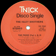 The Isley Brothers - The Pride Noten für Piano