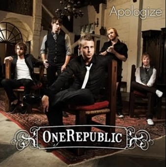 OneRepublic - Apologize Noten für Piano