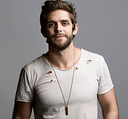 Thomas Rhett Noten für Piano