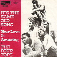 The Four Tops - It's the Same Old Song Noten für Piano
