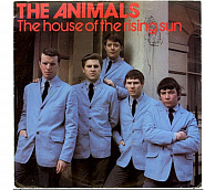 The Animals Noten für Piano