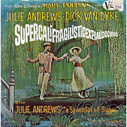 Julie Andrews usw. - Supercalifragilisticexpialidocious (From Mary Poppins) Noten für Piano