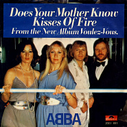 ABBA - Does Your Mother Know Noten für Piano