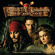 Hans Zimmer - Wheel of fortune (From 'Pirates of the Caribbean') Noten für Piano