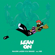 Major Lazer usw. - Lean On Noten für Piano