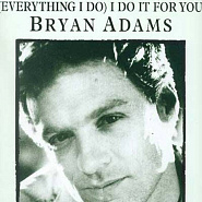 Bryan Adams - Everything I Do Noten für Piano