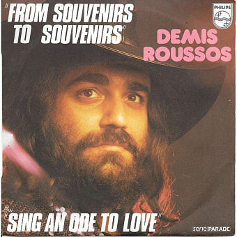 Demis Roussos - From Souvenirs to Souvenirs Noten für Piano