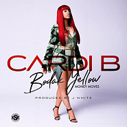 Cardi B - Bodak Yellow Noten für Piano