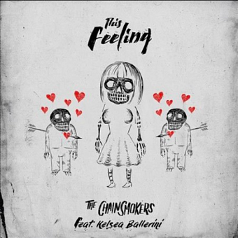 The Chainsmokers, Kelsea Ballerini - This Feeling Noten für Piano
