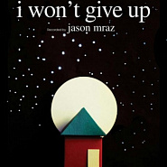 Jason Mraz - I Won't Give Up Noten für Piano