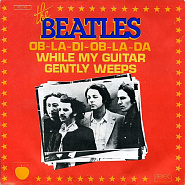 The Beatles - While My Guitar Gently Weeps Noten für Piano