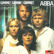 ABBA - Gimme! Gimme! Gimme! (A Man After Midnight) Noten für Piano