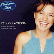 Kelly Clarkson - A Moment Like This Noten für Piano